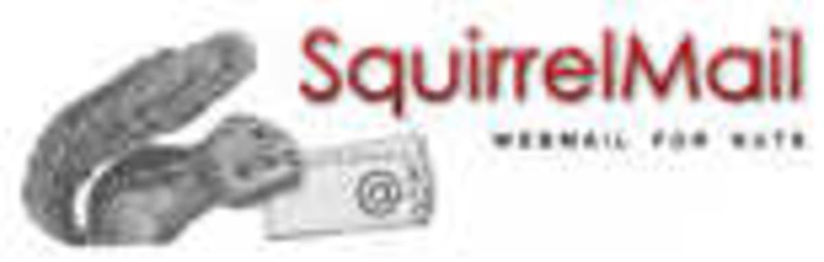 SquirrelMail Logo.