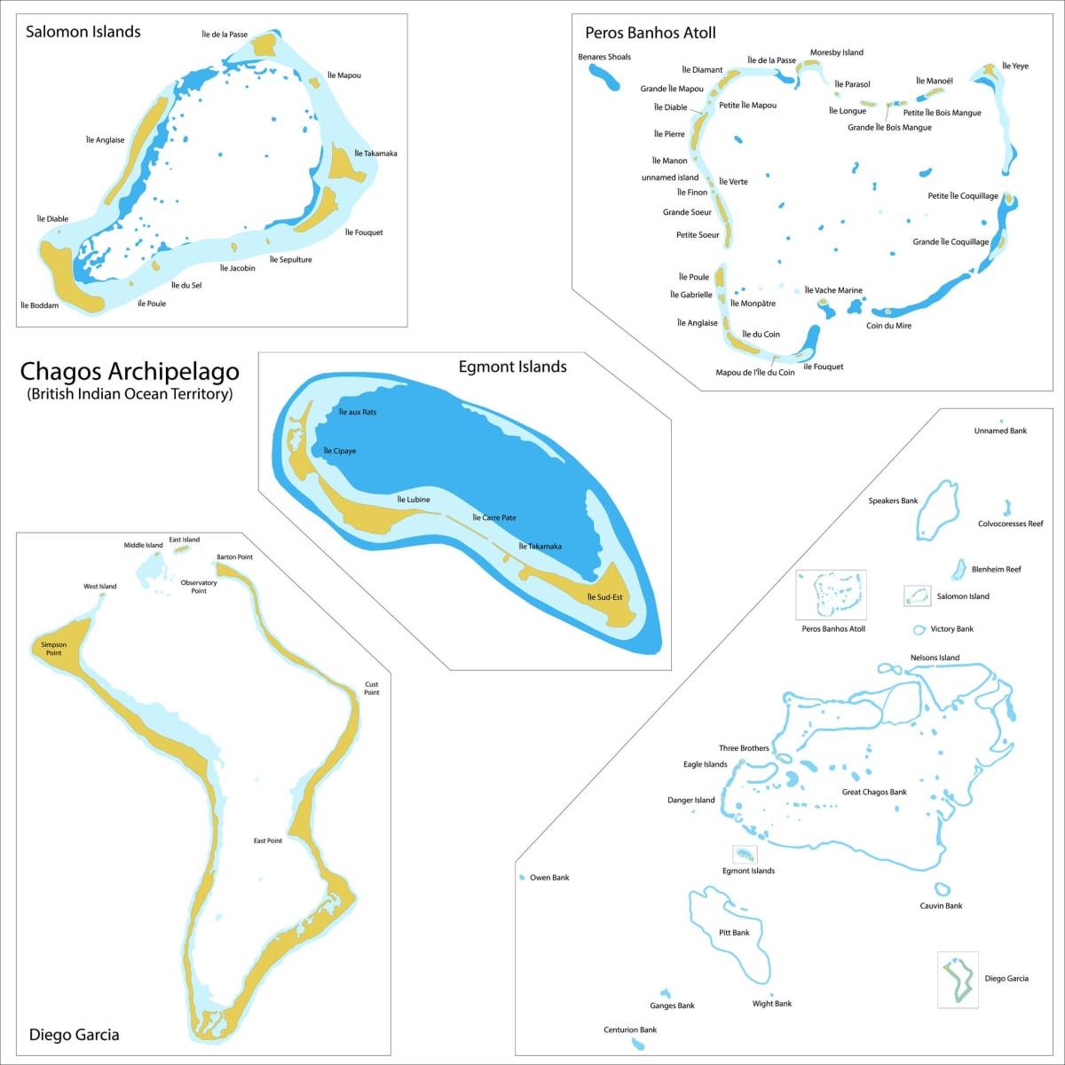 Chagos Archipelago.