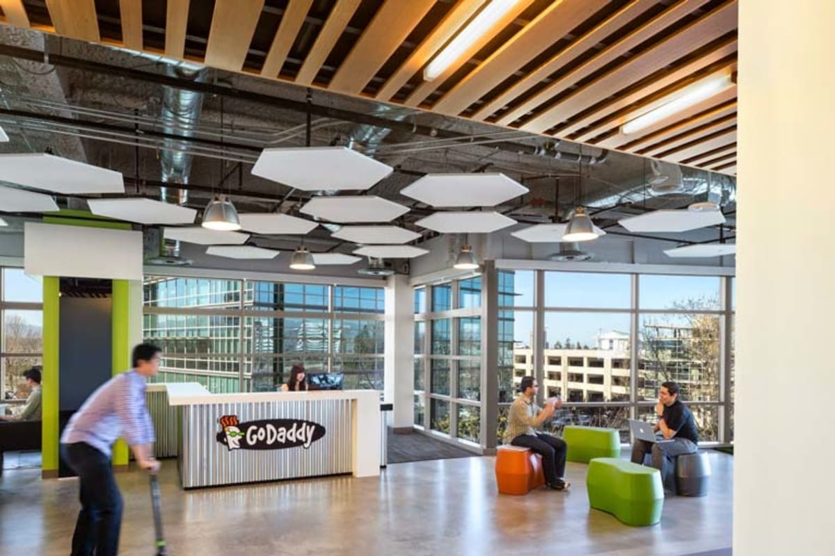 Sunnyvale GoDaddy office.