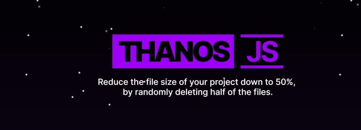 Thanos.js