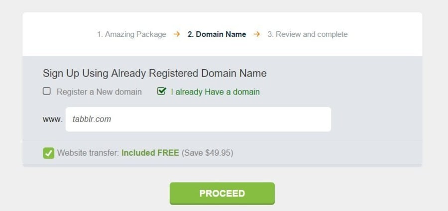 Get Your Free Domain Name