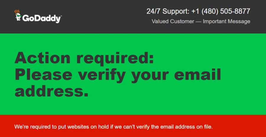 Check your email, and click the link to verify your email address.