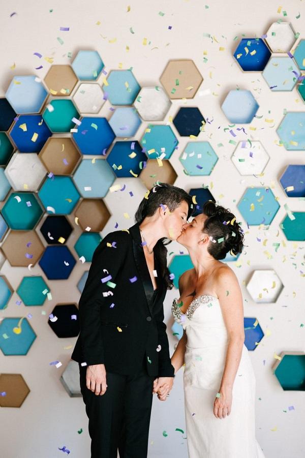 Geometrics: Backdrop kiểu hình khối