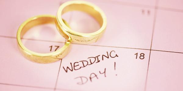 Chọn ngày cưới