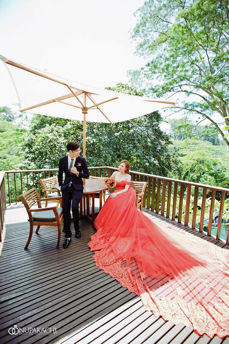 Chọn phong cách chụp ảnh cưới mà bạn yêu thích