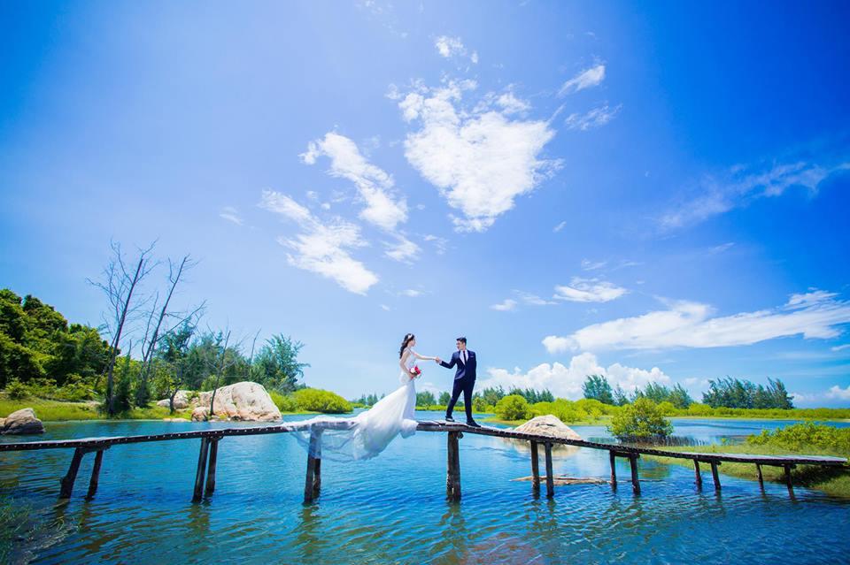 Sở hữu những shot hình cưới đẹp như mơ tại 27 địa điểm ở Hồ Cốc