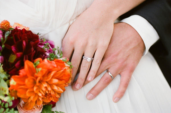 Khám phá những điều thú vị từ đôi nhẫn cưới