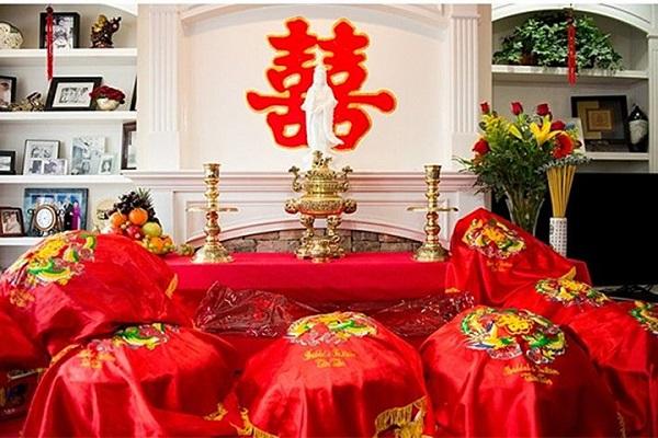 Phong tục cưới hỏi miền Trung