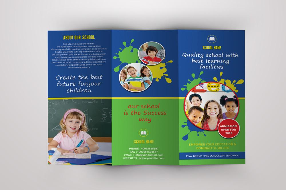 Vai trò quan trọng của kích thước Brochure