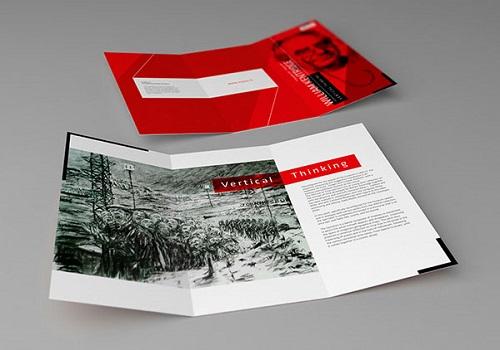 Tự tay thiết kế brochure trực tuyến