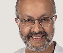 Toronto plastic surgeon Dr Mahmood Kara.