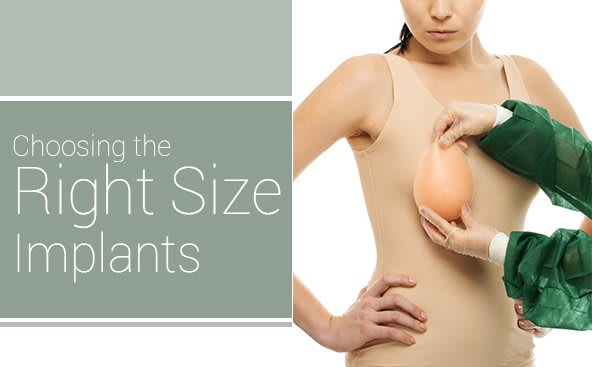 How Can I Determine Which Size Breast Implants I Should Get?