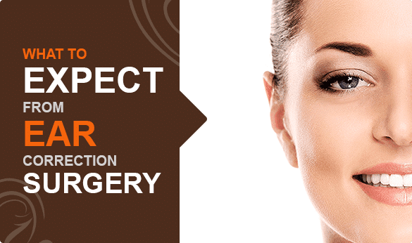 What to Expect From Ear Correction Surgery