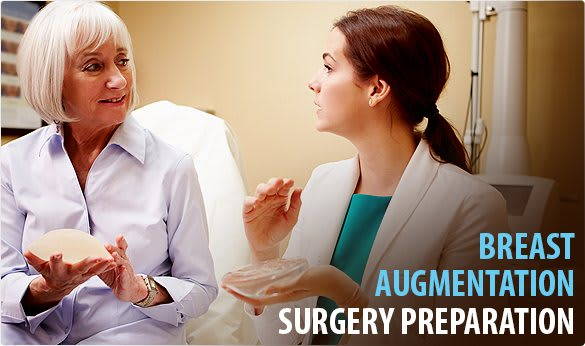 Tips On Preparing For Breast Augmentation Surgery
