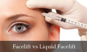 What's Different About a Liquid Facelift?