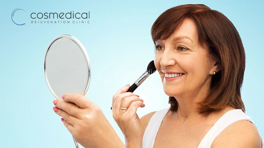 How to Change your Makeup Routine After a Facelift