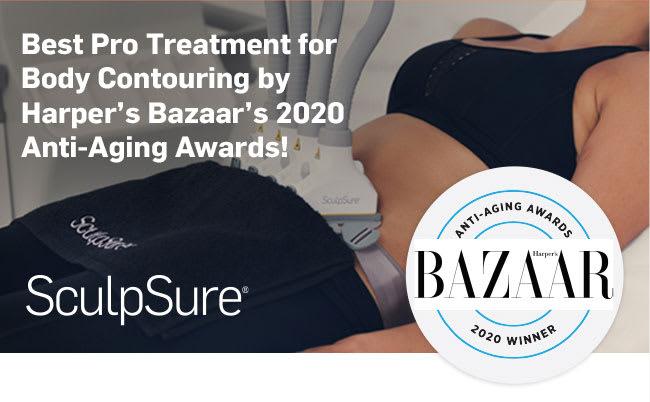 Best treatment Harpers Bazaar Sculpsure