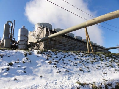 Possible PG&E bankruptcy could trouble Geysers geothermal operator