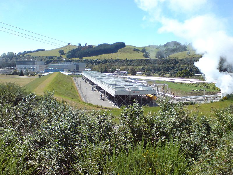 Geothermal increasingly important to New Zealand
