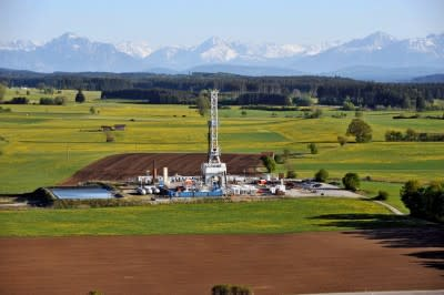 MunichRE insures exploration risk at Traunreut project in Germany
