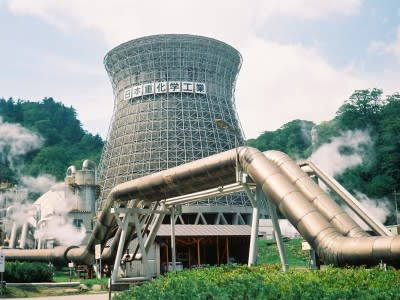 GE and Itochu form renewable energy alliance, including geothermal
