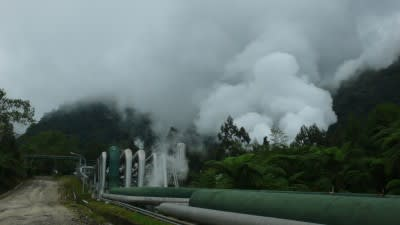 Eight proposed geothermal projects could add 280 MW to Mindanao