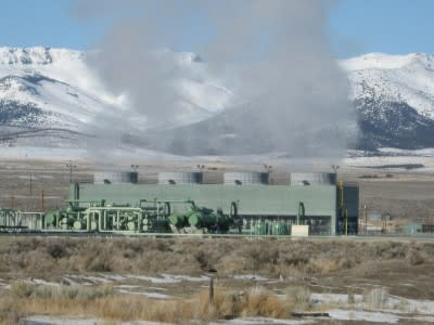 Geothermal could be significant source of power in Idaho