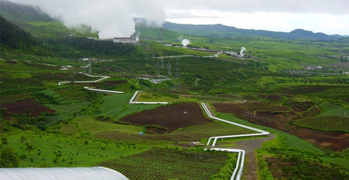 Indonesia receives $400m in World Bank funding for geothermal development