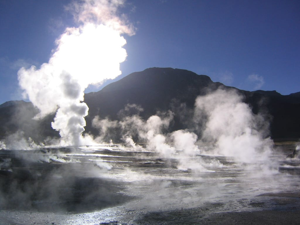 EDC has been awarded geothermal concession at Newen in Chile