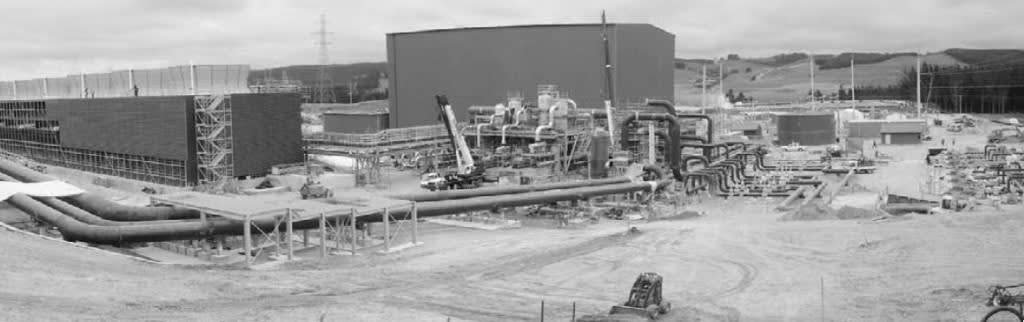 NZ Prime Minister opens new Nga Awa Purua geothermal power plant