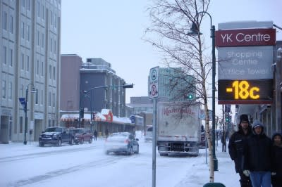 Canadian city of Yellowknife evaluating geothermal heating