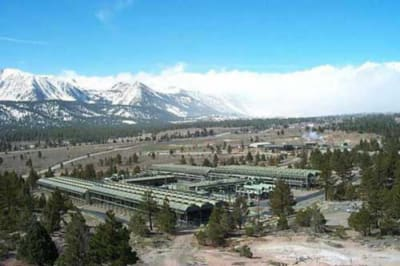 Ormat Technologies buys interest in Mammoth geothermal plant for US$72.5m