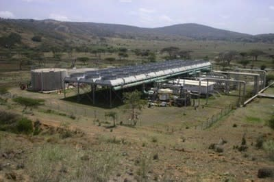 Ethiopia calls for support by African Development Bank for Aluto Langano project