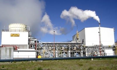 Geothermal business part of approval for GE's acquisition of Alstom