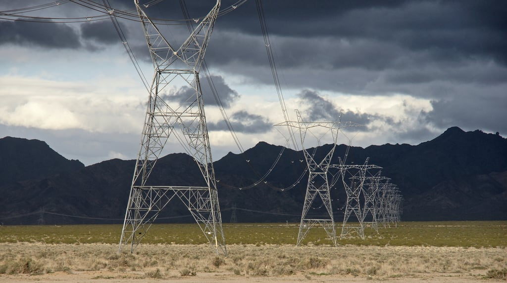 Large transmission plan in state of Nevada could push solar and geothermal development