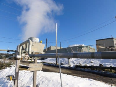 Calpine receives regulator approval for new plants at the Geysers