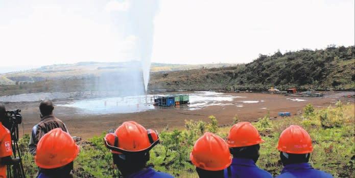 GDC tender for drilling of shot holes at Paka-Silali closing November 16, 2011