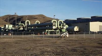 TAS Energy starts performance testing at San Emidio plant of U.S. Geothermal