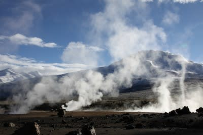 83 geothermal exploration concession requests under review in Chile