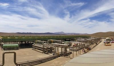 Private investor buys into Ormat's 26 MW Tungsten Mountain geothermal operation