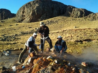 JICA names top geothermal prospects in Peru