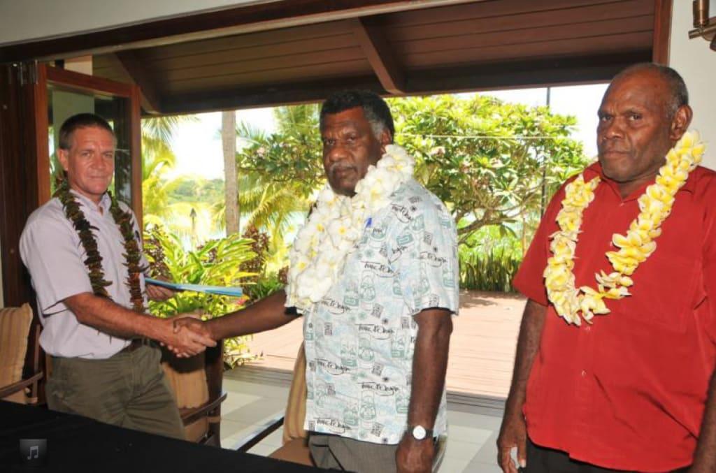 Vanuatu adopts national energy road map with geothermal as key element