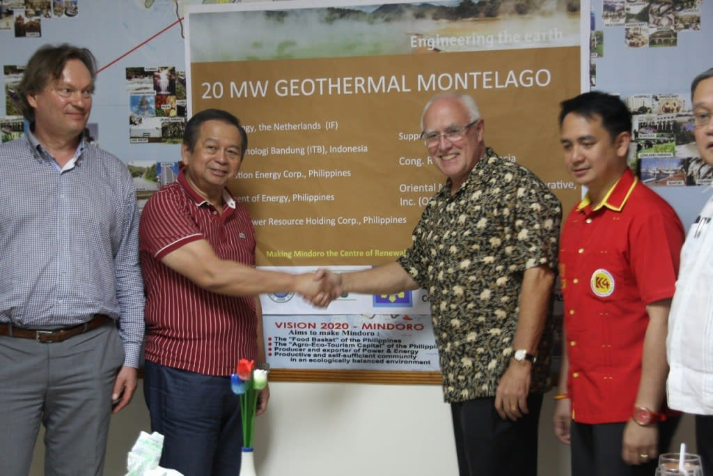 Philippine-Dutch consortium to develop 20 MW Montelago project