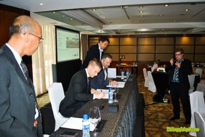 Drilling contract signed for 49 MW project in Biliran, Philippines