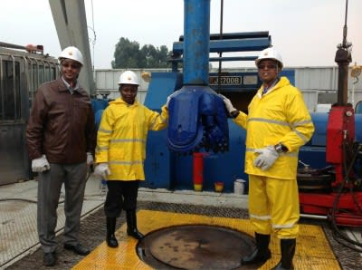 Rwanda starts drilling to test potential for geothermal development