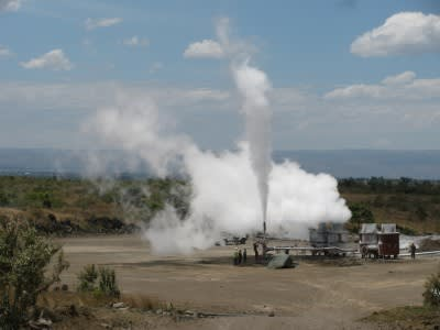 Geothermal power to help local economy in Nakuru, Kenya