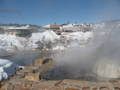 Pagosa Springs in Colorado invests in geothermal exploration