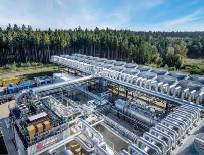 City utility buys two operating geothermal power plants in Munich