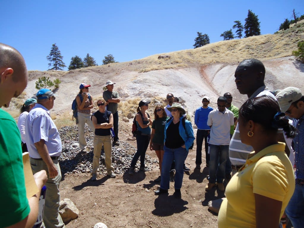 National Geothermal Academy, Reno, June 11-20, 2014