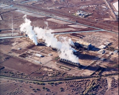 Mexican research on using geothermal for water desalination